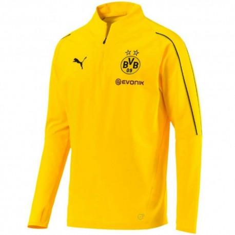 BVB Borussia Dortmund training technical sweatshirt 2018/19 - Puma