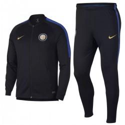 Inter de Milan chandal negro de presentación 2018/19 - Nike
