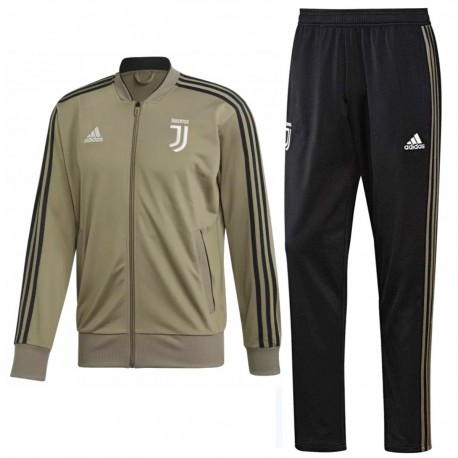 Juventus bench training tracksuit 2018/19 - Adidas