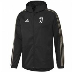 Coupe pluie d'entrainement Juventus 2018/19 - Adidas