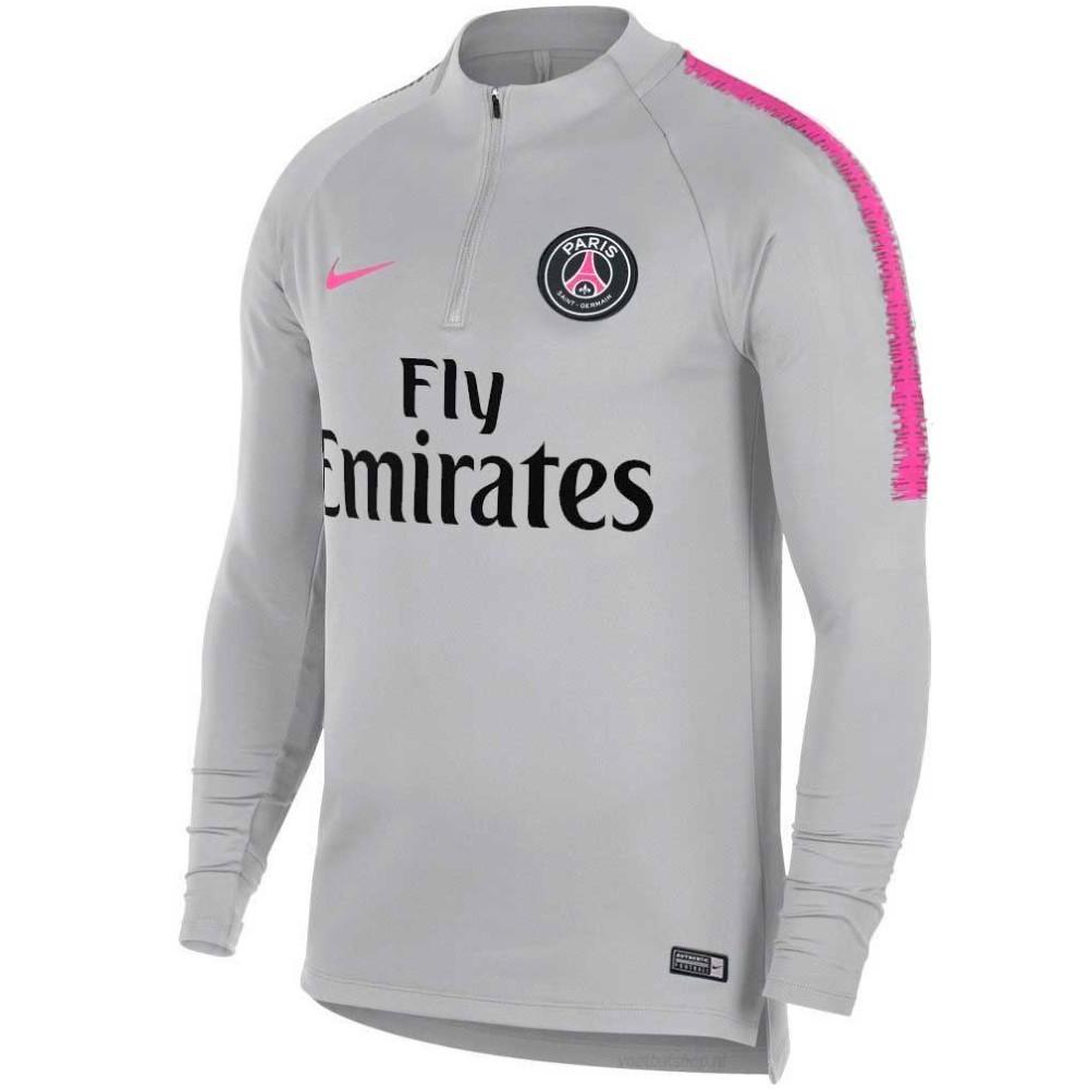 Felpa tecnica allenamento PSG Paris Saint Germain 2018/19 - Nike
