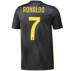 Ronaldo 7 FC Juventus Third Fußball Trikot 2018/19 - Adidas