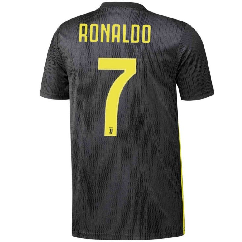 Comprar tercera camiseta Juve Cristiano CR7 2018/2019 Adidas