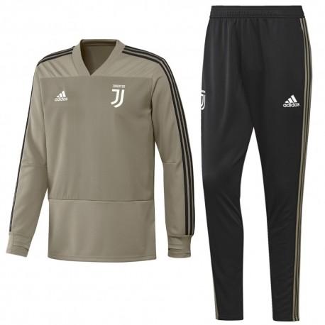 Juventus sweat training tracksuit 2018/19 - Adidas