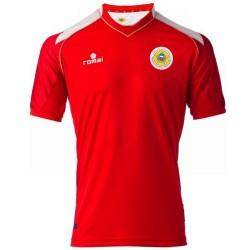Bahrain Home football shirt 2016 - Romai