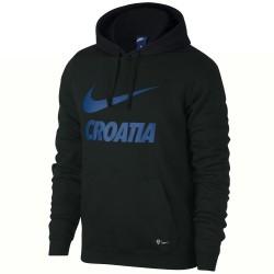 Felpa rappresentanza casual Nazionale Croazia 2018/19 - Nike
