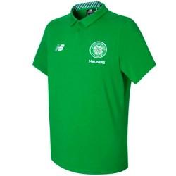 Polo de presentacion Celtic Glasgow 2017/18 - New Balance