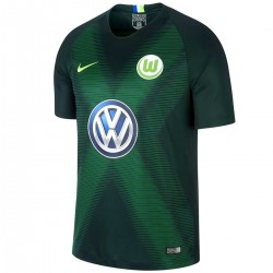 VfL Wolfsburg Home football shirt 2018/19 - Nike