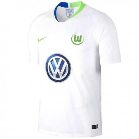 VfL Wolfsburg Away football shirt 2018/19 - Nike