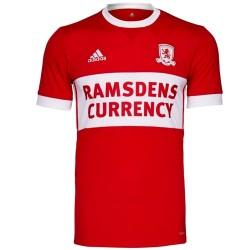 Maglia calcio Middlesbrough FC Home 2017/18 - Adidas