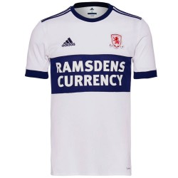Middlesbrough FC segunda camiseta de futbol 2017/18 - Adidas