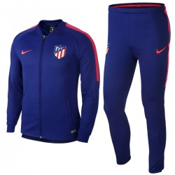Survetement de presentation Atletico Madrid 2018/19 bleu - Nike