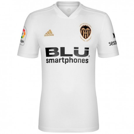 Valencia Centenary football shirt Home 2018/19 - Adidas