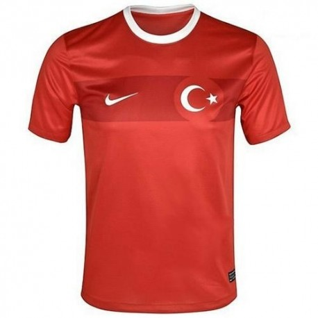 National Turkey shirt Home Nike 2012/13