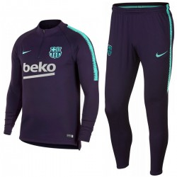 FC Barcelona purple training technical tracksuit 2018/19 - Nike
