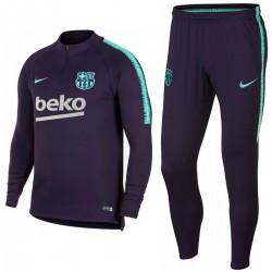 Tuta tecnica allenamento viola FC Barcellona 2018/19 - Nike
