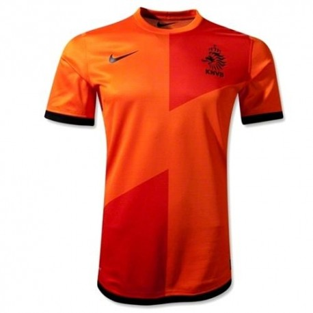 Maglia Nazionale Olanda Home 2012/13 Player Issue da gara Nike