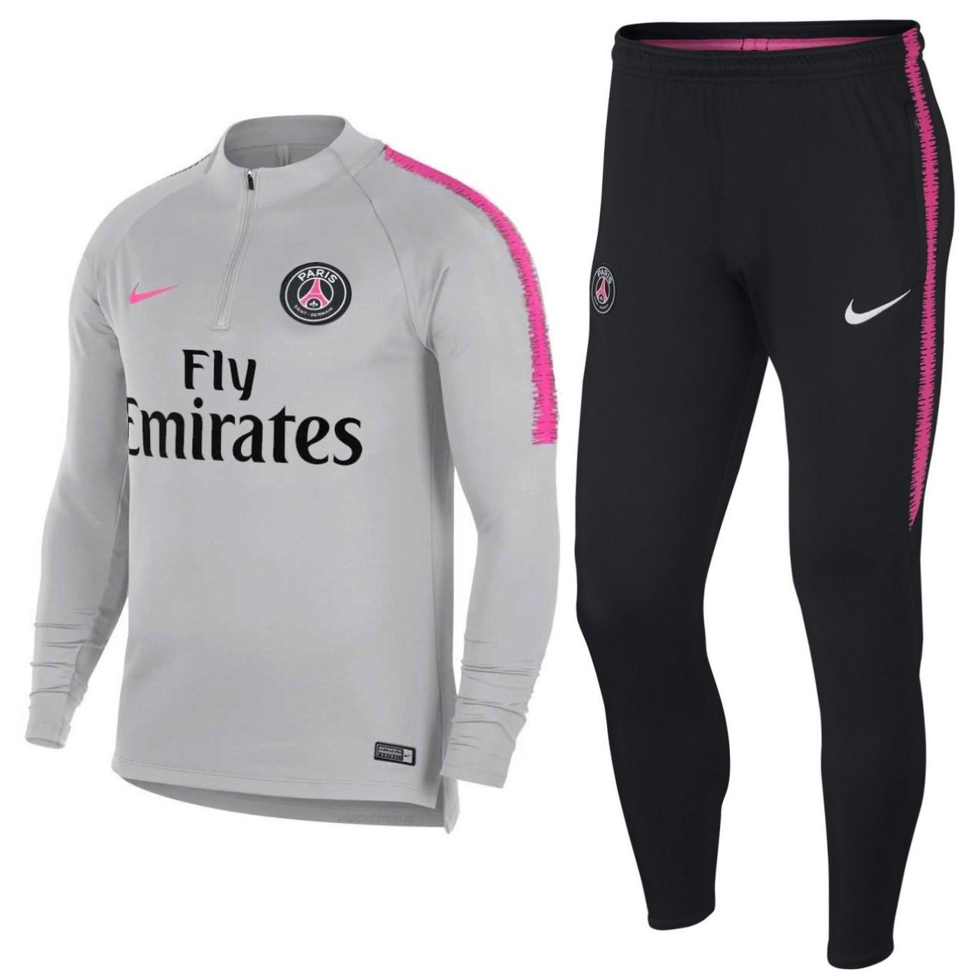 Tuta tecnica da allenamento PSG Paris Saint Germain 2018/19 - Nike