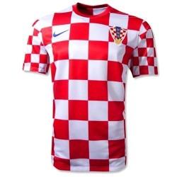 Croacia National Soccer Jersey casa 2012/13 por Nike
