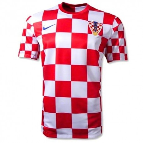Croatia National Soccer Jersey Home 2012/13 by Nike