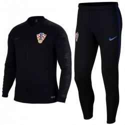 Kroatien Fussball pre-match präsentationsanzug 2018/19 - Nike