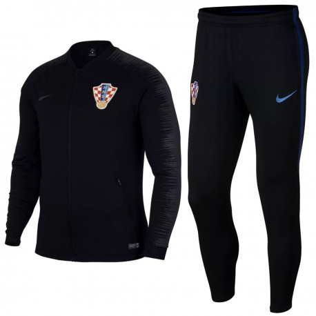 Croatia football pre-match presentation tracksuit 2018/19 - Nike