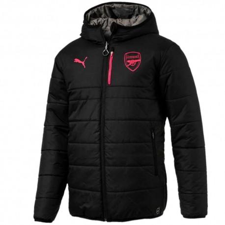 Arsenal training technical reversible jacket 2017/18 black - Puma