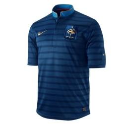 Camiseta Francia nacional casa Nike 2012/13