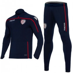 Cagliari Calcio training Technical trainingsanzug 2018/19 - Macron