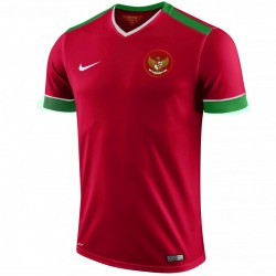 Indonesia national team Home football shirt 2015 - Nike