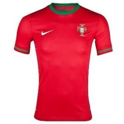 Maglia Nazionale Portogallo Home 2012/13 Player Issue da gara - Nike