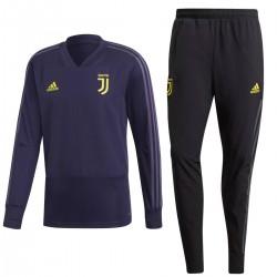 Survetement d'entrainement jogging Juventus UCL 2018/19 - Adidas