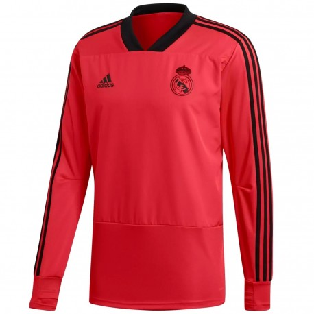 huge selection of pre order limited guantity Real Madrid UCL training sweat top 2018/19 - Adidas ...