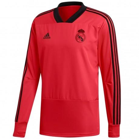 Sudadera de entreno Real Madrid UCL 2018 19 - Adidas - SportingPlus.net 5de402e3326ac