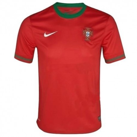 National Jersey Portugal Home 2012/13 by Nike