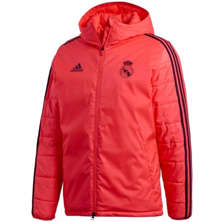 2ce09fe0a Real Madrid UCL training technical bench jacket 2018 19 - Adidas ...