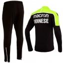 Udinese black training technical tracksuit 2018/19 - Macron
