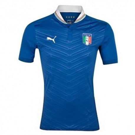 Maglia Nazionale Italia Home 2012/2013 Player Issue Autentica da gara - Puma