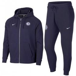 Chelsea FC präsentations Casual hoodie trainingsanzug 2018/19 - Nike