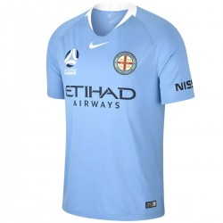 Melbourne City FC Home football shirt 2018/19 - Nike