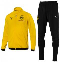 Survêtement bench d'entrainement BVB Borussia Dortmund 2018/19 - Puma