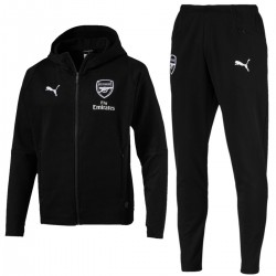 Arsenal FC Präsentation casual Trainingsanzug 2018/19 - Puma