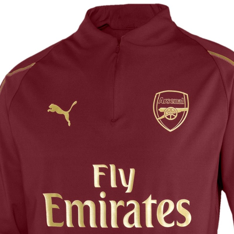 e761339ecab50d ... Arsenal FC training technical tracksuit 2018/19 - Puma ...