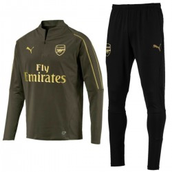 Arsenal FC technical Trainingsanzug 2018/19 forest - Puma