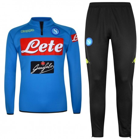 271d61c75994 SSC Napoli training technical tracksuit 2018 19 - Kappa