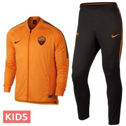 Jungen - AS Roma präsentation Trainingsanzug UCL 2017/18 - Nike