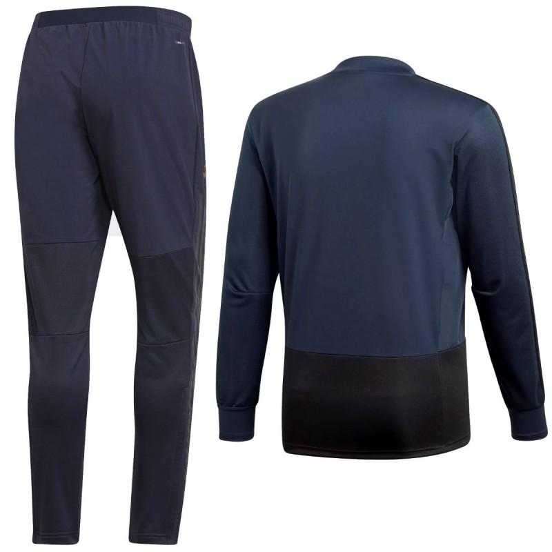 Manchester United Champions sweat trainingsanzug kaufen ...