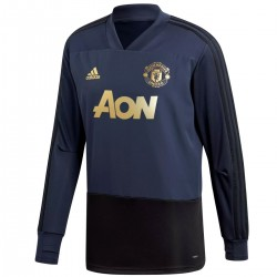 Sudadera de entreno Manchester United UCL 2018/19 - Adidas