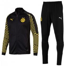 Survêtement pre-match d'entrainement BVB Borussia Dortmund 2018/19 - Puma