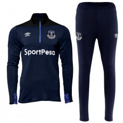 Everton navy training technical tracksuit 2018/19 - Umbro